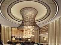 鉑爾曼酒店工裝裝修設計案例