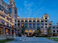 大连金石滩鲁能希尔顿度假酒店工装效果图案例
