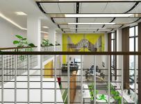 大黃蜂辦公室裝修設計案例