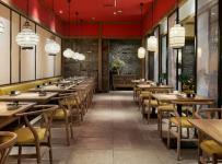 上海徽语主题餐厅设计案例赏析