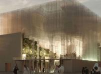 2020年迪拜世博会意大利馆工装案例