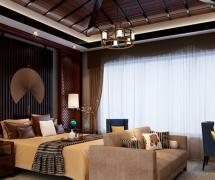 海螺?#24471;?#23487;酒店设计效果图案例