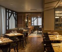 波特兰Q餐厅装修设计效果图案例
