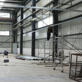 龙泉驿区工厂装修案例