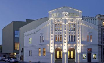 科特布斯影院装修设计效果图案例