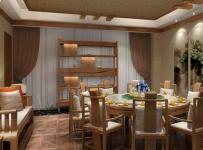 禪茶一味精品酒店裝修設計案例