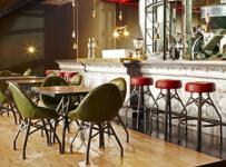 真相咖啡廳工裝裝潢效果圖案例