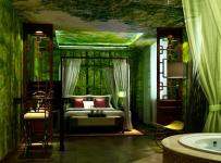 恩施鉑爾曼藝術酒店工裝設計案例