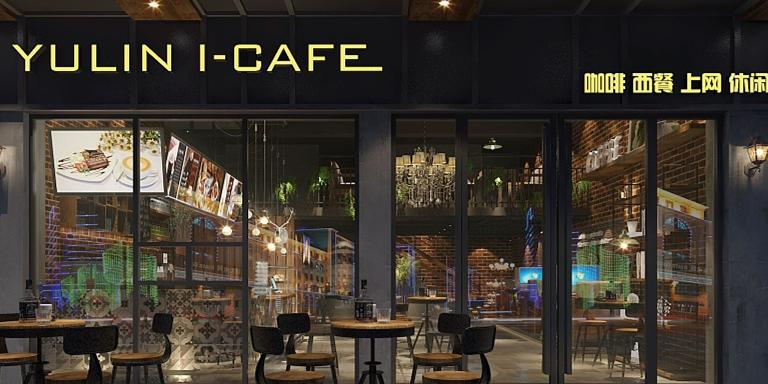 YULIN-CAFE咖啡廳設計案例賞析