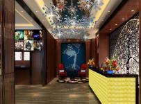 南京东岸酒店工装装修设计效果图