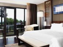 廣元度假酒店設計效果圖案例