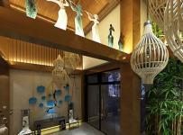 武汉嘉廷酒店装修设计案例