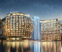 世茂深坑酒店工裝設計效果圖案例