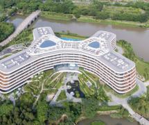 廣州南沙花園酒店裝修設計案例