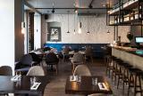 布里克斯頓餐廳工裝效果圖案例