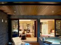 重庆度假酒店设计工装效果图