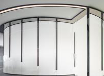 航峰办公室工装设计效果图案例