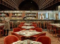 悉尼CBD天臺上的酒吧餐廳設計效果圖案例