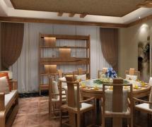 禅茶一味精品酒店装修设计案例