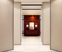 中式木作体验展厅效果图案例