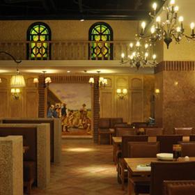 圣多斯巴西烤肉連鎖餐廳工裝設計案例