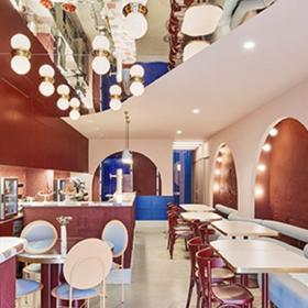 西班牙El Camerino餐厅工装案例