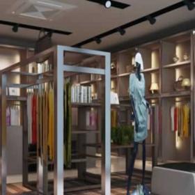 服装店室内设计装修图片案例