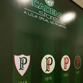 圣保羅Palmeiras店鋪效果圖展示
