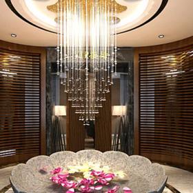 沐欣足浴會所裝修設計案例