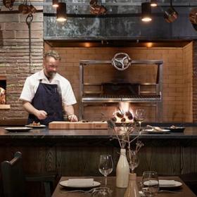 西雅图SAMARA餐厅装修设计案例