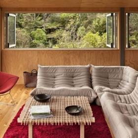 Vaughn McQuarrie度假屋工装设计案例