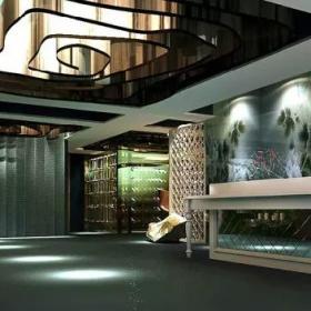 创意餐厅室内装饰效果图