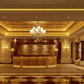 银川足浴会所装修设计效果图案例