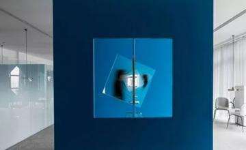 MOMO美发会所装修设计效果图案例