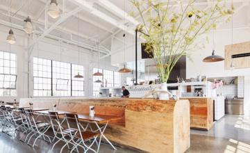旧金山Radhaus酒吧餐厅设计效果图案例