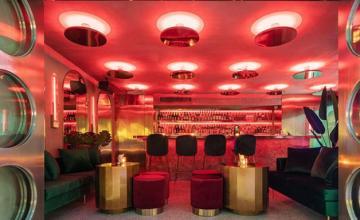 MOLLY CLUB酒吧工装装潢案例