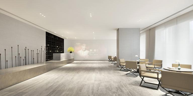 北京DYM电影公司办公室设计案例