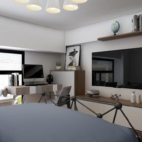小戶型臥室效果圖大全2021圖片
