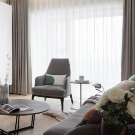 海倫堡海倫國際110㎡三居現代簡約16萬元