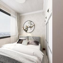 93平方广厦上品现代北欧风格