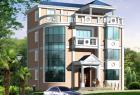 120平米别墅结构图,合理布局共创高品质生活!