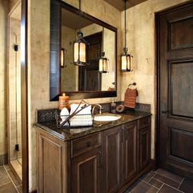 新古典风格卧室2013年别墅豪华欧式卧室2012卫生间设计图纸效果图