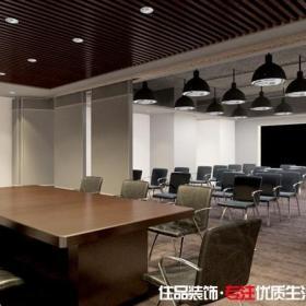 商场企业会议室装修效果图