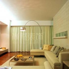 20平米客厅-尚然装饰效果图