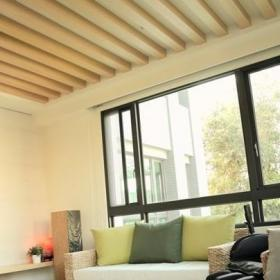 日式家居别墅窗户设计客厅效果图片