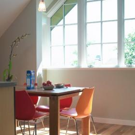 宜家风格客厅三层半别墅温馨客厅窗户图片效果图
