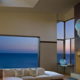 日式复式客厅窗户装修效果图片效果图