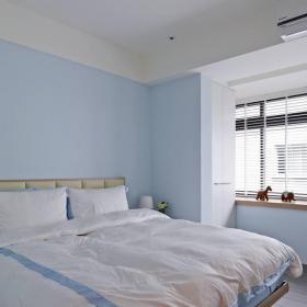 大窗户儿童房装修设计效果图